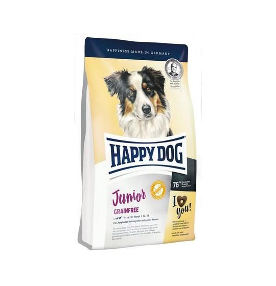 HAPPY DOG Junior sans céréales